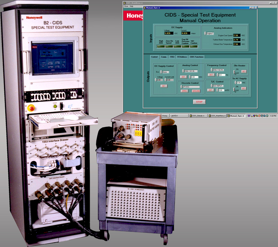 Automatic Test Equipment : Ejc automatic test systems